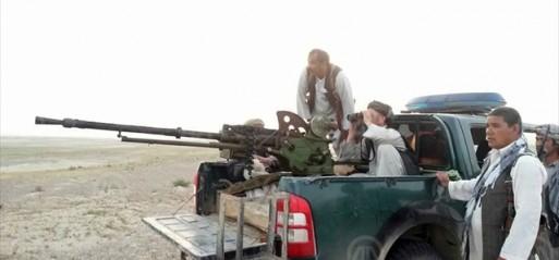 Afghanistan: Taliban, Afghan forces battle for control of Kunduz city