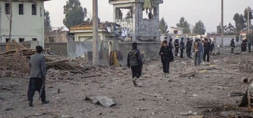 Afghanistan: Suicide bombers attack Spanish embassy kills six