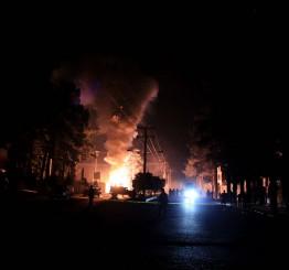 Afghanistan: Truck bombing kills 4, injures 113 in Kabul