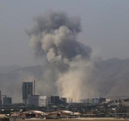 Afghanistan: 10 killed as huge explosion rocks Kabul
