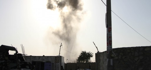 Afghanistan: Suicide attack targets Shia Muslim mosque in Kabul killing 5