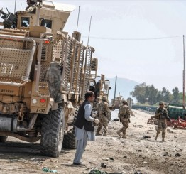 US troops in Afghanistan not in 'combat role'