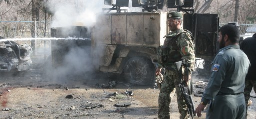 Afghanistan: Religious students among dead in roadside blast