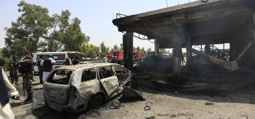 Afghanistan: Attack on education office in Jalalabad kills 10