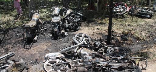 Afghanistan: 10 Afghan police killed in Taliban attack