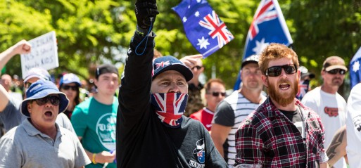 Australia: Arrests, clashes at anti-Islam rallies across Australia