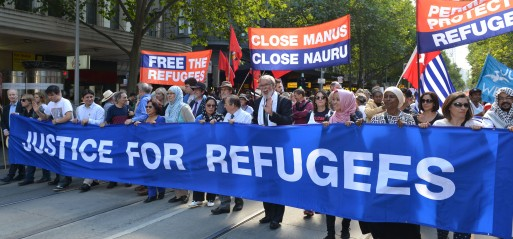 Australia: 50,000 protest against offshore detention