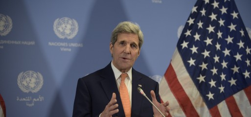 US agrees to pay Iran $1.7B in debt settlement: Kerry