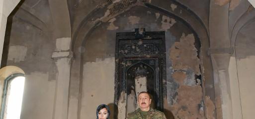 Azerbaijan slams Western concerns of Christian heritage but not Islamic ones