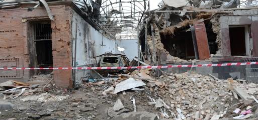 Armenian & Azerbaijan fighting continue killing hundreds