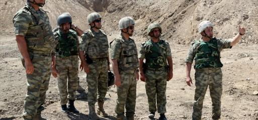 Azerbaijan: Five troops killed in Azerbaijan, Armenia clash