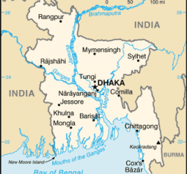 Bangladesh: Fire consumes over 100 shanties in Dhaka