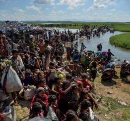 Myanmar: 12 dead as boat carrying Rohingya Muslims sinks near Bangladesh