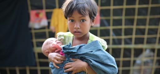 UN: Rohingya abuses in Myanmar may be crimes against humanity