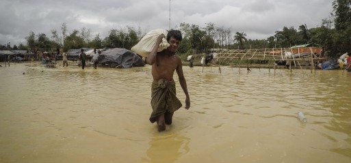 Myanmar: Aid shipment for Rohingya Muslims prevented by Buddhist mob