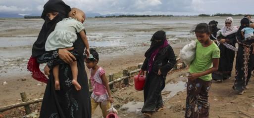 Myanmar: Mass graves of Rohingya Muslims found in Rakhine