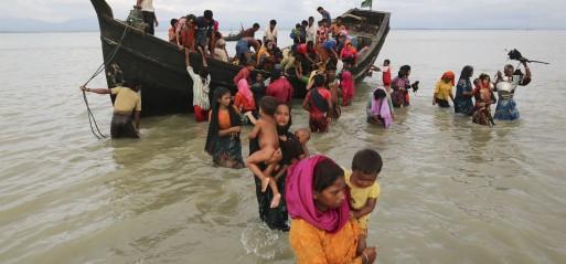 Myanmar: 200,000 Rohingya Muslim children need urgent support