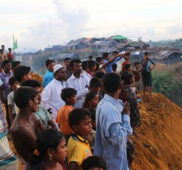 UN: Myanmar attacks were organized to push out Rohingya Muslims