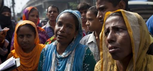Bangladesh: Dozens dead in factory explosion, blaze