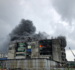 Bangladesh: 52 die in factory fire 35 injured