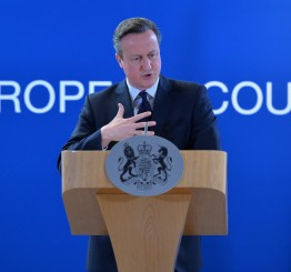 Britain's goals in EU membership talks but no agreement