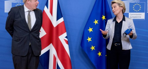 UK, EU to continue trade talks until Sunday