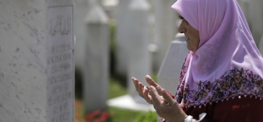 Bosnia unearths 12 bodies of Muslims from mass grave
