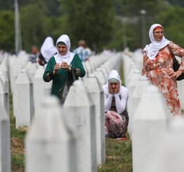 World leaders commemorate 26th anniversary of Srebrenica genocide