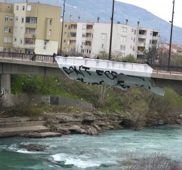 Bosnia and Herzegovina: Ethnic tensions escalate in Mostar, 'most divided' city