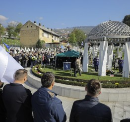 Bosnia commemorates 1st president Izetbegovic's 17th death anniversary