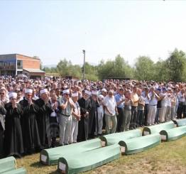 Bosnia: 30 victims from Bosnian War buried in Prijedor
