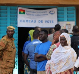 Burkina Faso: Voting begins in general election