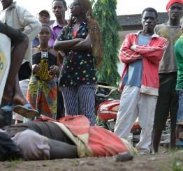 Burundi: US calls for end to violence in Burundi