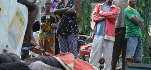 Burundi: US calls for end to violence in Burundi