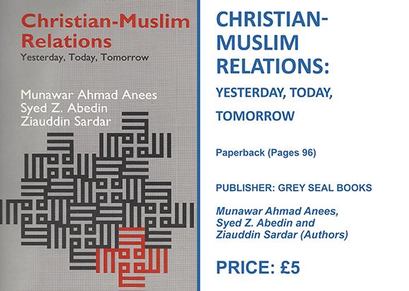CHRISTIAN MUSLIM RELATIONS