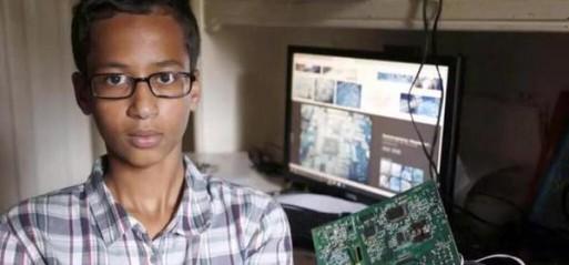US: Muslim teen arrested under terrorism for bringing clock to school