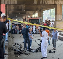 Egypt: Cairo blast kills 1, wounds 7
