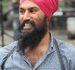 Canada: History made as Sikh heads Canada political party