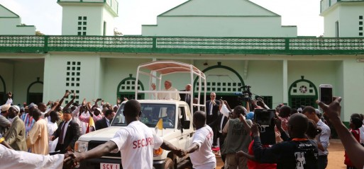 Peace elusive in Central African Republic as Muslim worshippers killed in mosque