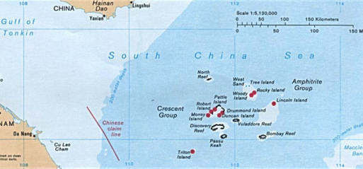 China denies building missile system in South China Sea