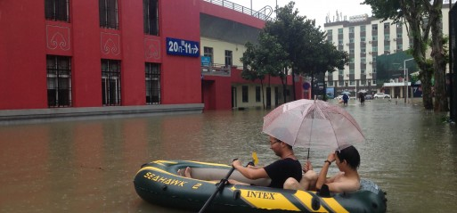 China: 237 dead in weeks-long flooding