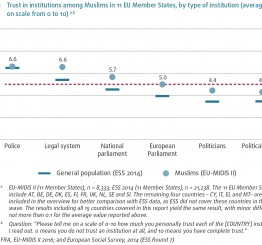 EU Muslims trust democratic institutions despite persistent discrimination