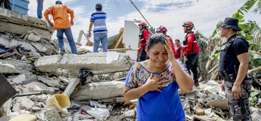 Ecuador: Death toll rises to 246 in earthquake