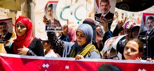 Egypt: 200 Brotherhood members rounded up in 1 week