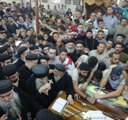 Egypt: Daesh claims attack on Coptic Christians killing 29
