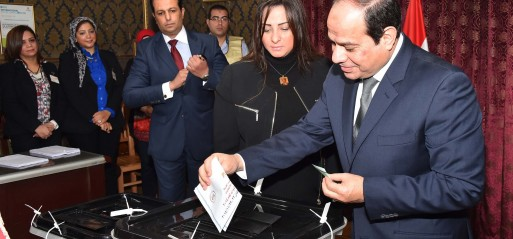 Egypt rounds up 38 Brotherhood members in fresh sweeps