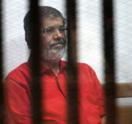 Egypt court sentences Morsi to life in spy trial