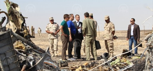 UK, Ireland suspend all flights from Egyptian resort