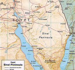Egypt: Terrorists kill 5 policemen in Sinai