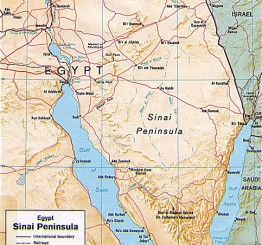 Egypt: Truck-bomb kills 9 policemen in Sinai Peninsula